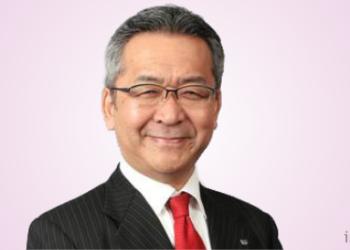 Canon India's President and CEO, Kazutada Kobayashi