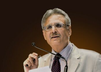 YC Deveshwar, Chairman, ITC Limited