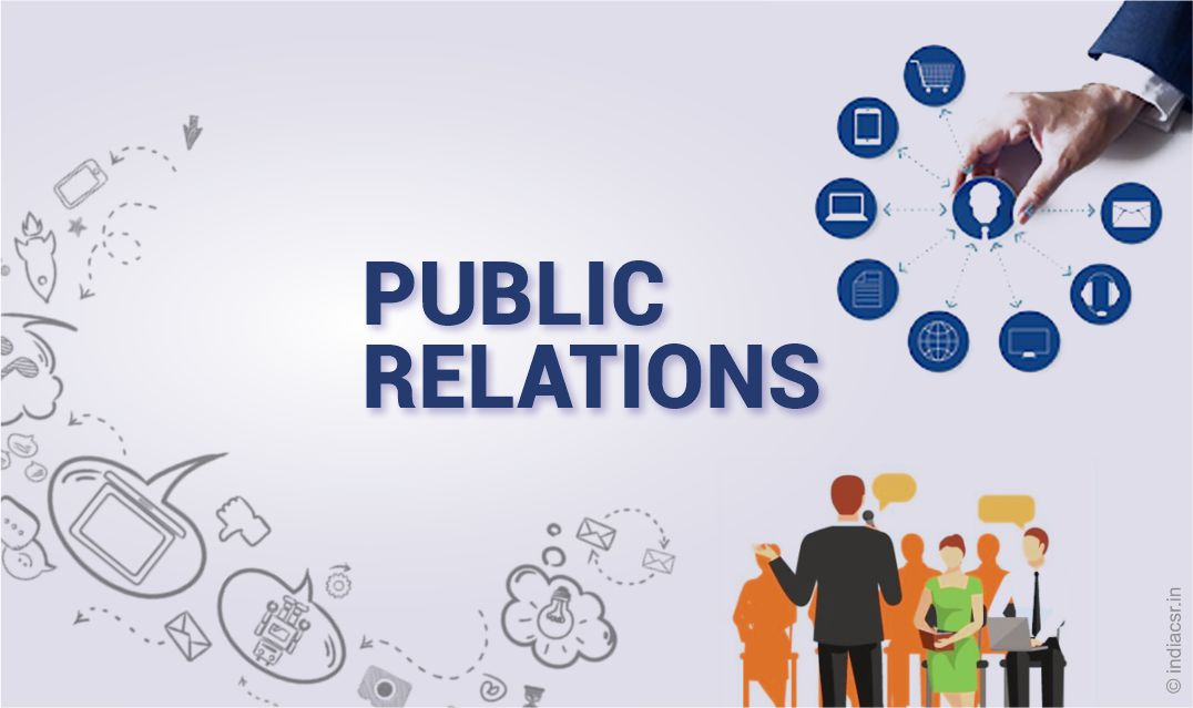 Importance of communications in Public Relations - India CSR Network